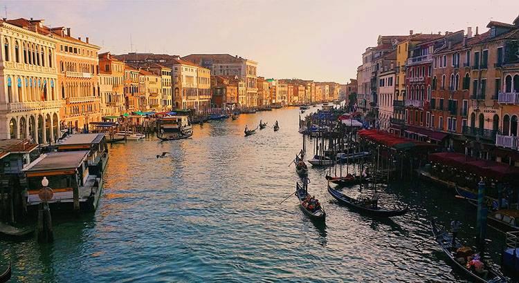 Włochy ciekawostki turystyczne Wenecja