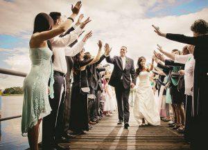 zwyczaje ślubne ślub ile kosztuje wesele państwo młodzi