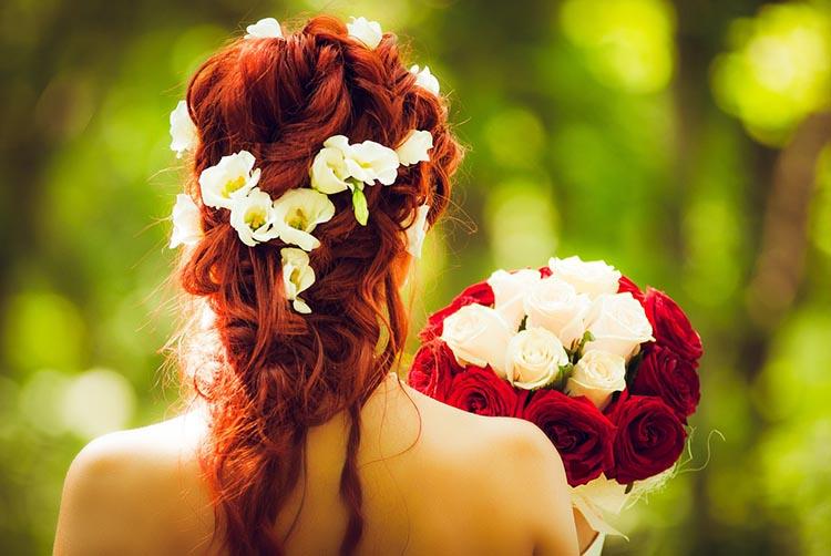 fryzura ślubna ślub fryzury ślubne wesele