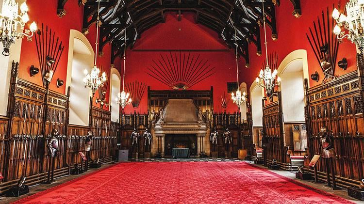 Szkocja ciekawostki o Szkocji Szkoci zamek Edynburg