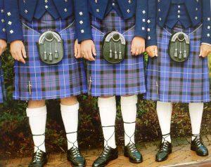 Szkocja ciekawostki o Szkocji Szkoci szkocka krata kilt
