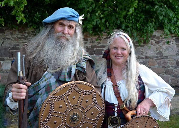 dowcipy o Anglikach Szkotach-homor Anglicy kawały Szkoci żarty