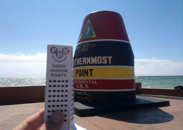 Floryda ciekawostki Key West