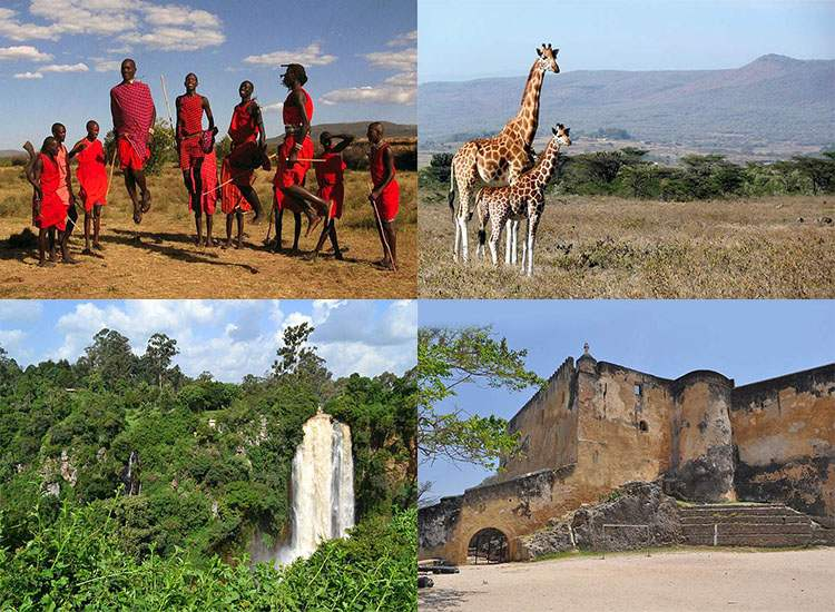 Kenia ciekawostki Afryka