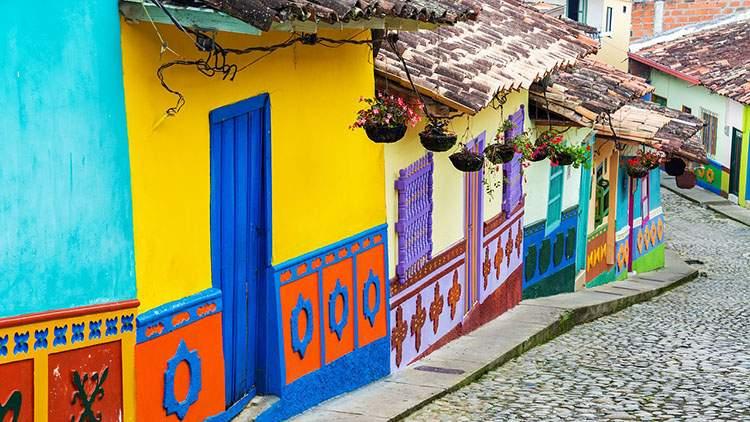 Kolumbia ciekawostki o Kolumbii Bogota