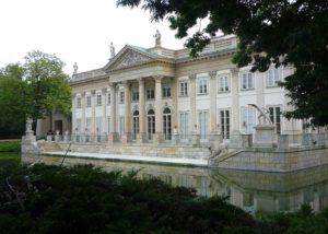 postacie historyczne Łazienki Królewskie