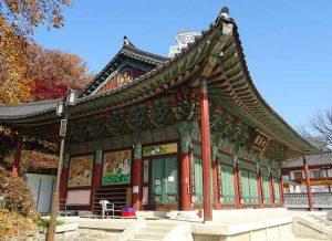 świątynia Bongeunsa temple budda Gangnam Seul Korea Południowa ciekawostki buddyzm