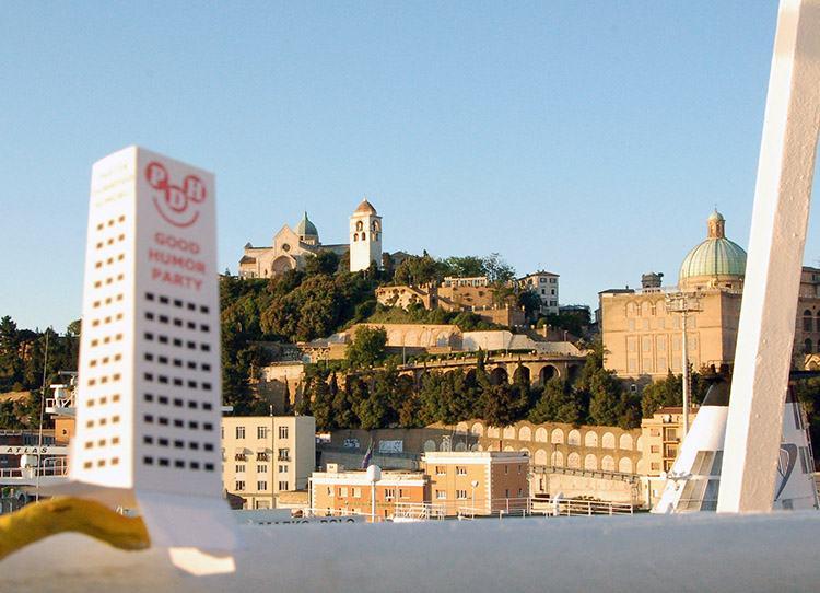 Ancona Włochy ciekawe miejsca ciekawostki atrakcje podróże