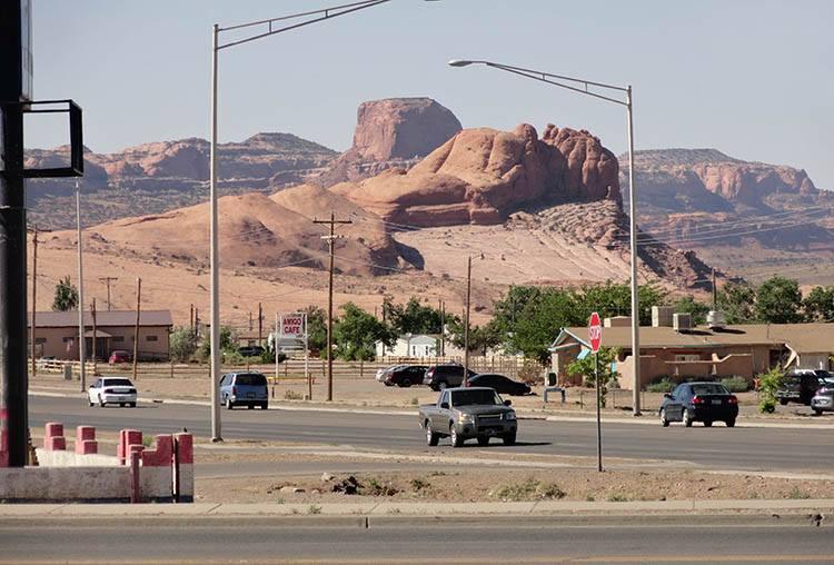 Kayenta Monument Valley Utah ciekawostki pustynia atrakcje Dolina Pomników