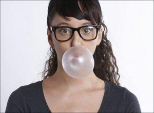 balonowa guma do żucia ciekawostki