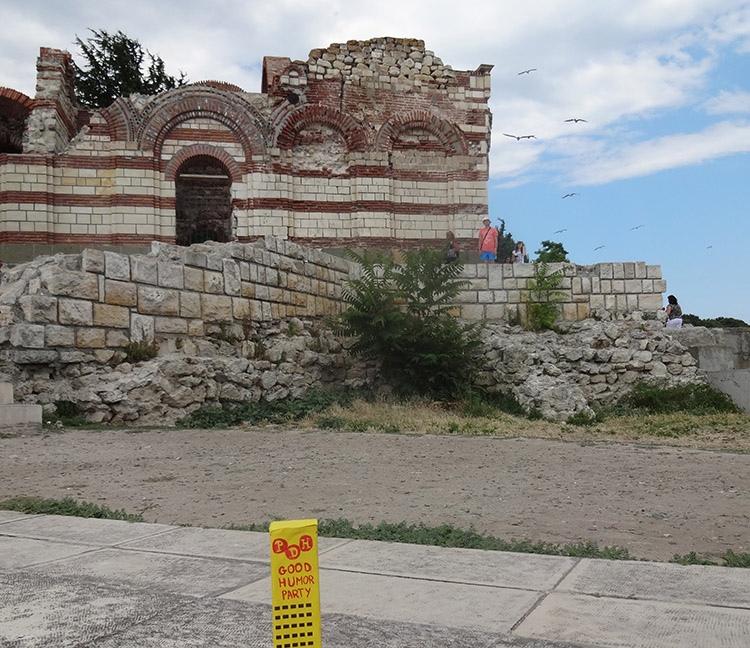 ciekawostki Bułgaria atrakcje gdzie jechać Nessebyr