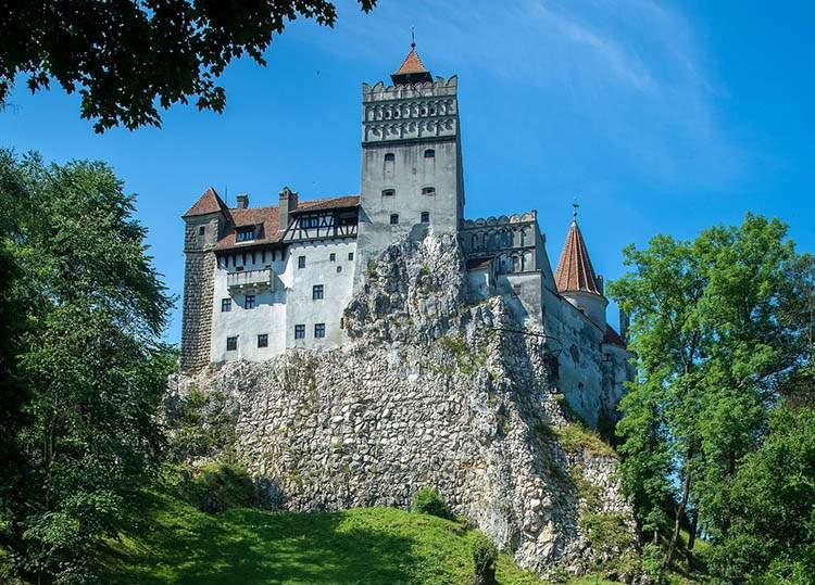 Dracula ciekawostki zamek Bran Transylwania Rumunia