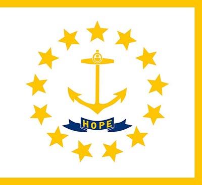 flaga Rhode Island ciekawostki atrakcje