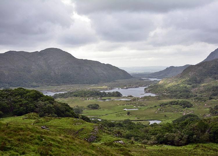 Irlandia ciekawostki o Irlandii zdjęcia krajobraz