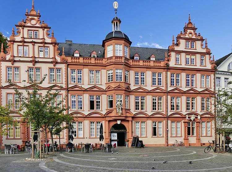 Jan Gutenberg ciekawostki muzeum Gutenberga Mainz Moguncja