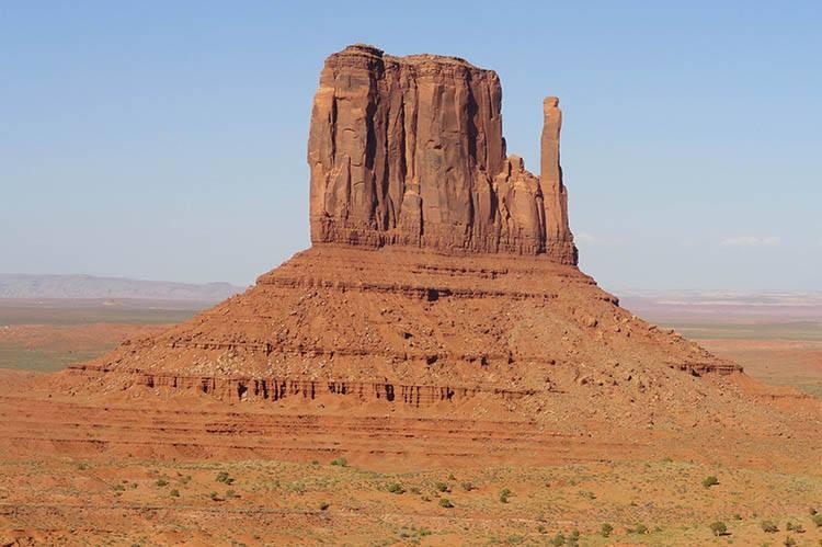 Monument Valley Utah ciekawostki pustynia atrakcje Dolina Pomników