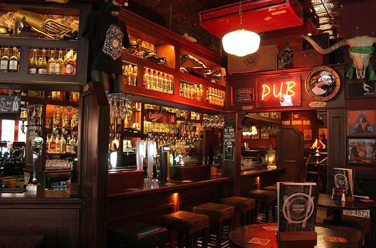 pub Irlandia ciekawostki o Irlandii
