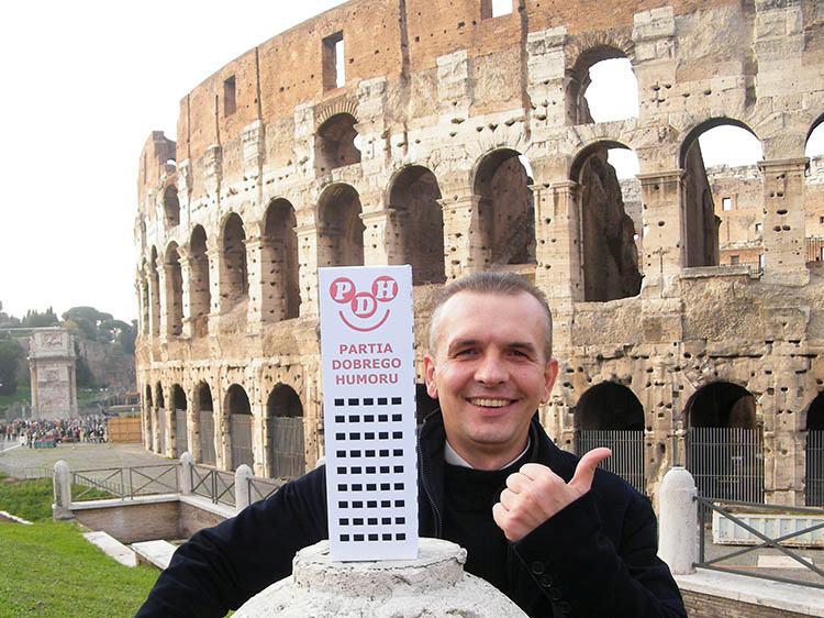 Rzym Roma Włochy ciekawe miejsca ciekawostki atrakcje podróże