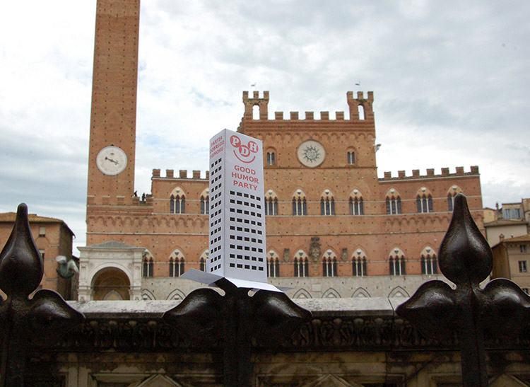 Siena Plaza del Campo Włochy ciekawe miejsca ciekawostki atrakcje podróże