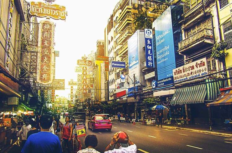 Tajlandia ciekawostki o Tajlandii Bangkok