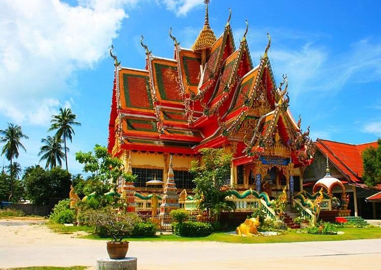 Tajlandia ciekawostki o Tajlandii świątynia