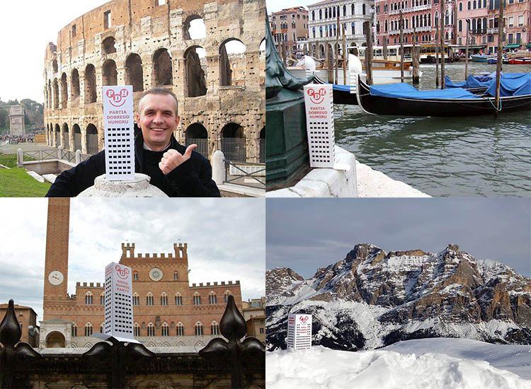 Włochy ciekawe miejsca atrakcje podróże ciekawostki