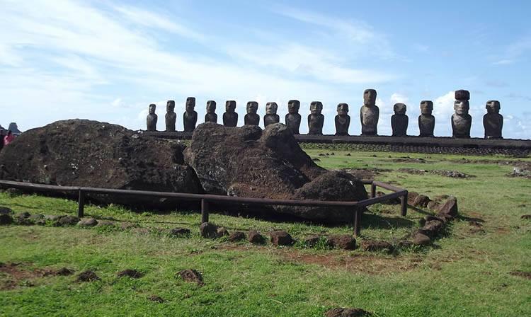 Wyspa Wielkanocna Ameryka Południowa ciekawostki Chile Rapa Nui wycieczki podróże