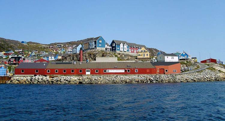 Julianehab czyli Qaqortoq Grenlandia ciekawostki o Grenlandii