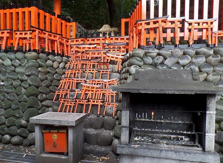brama torii ciekawostki Japonia Fuji Inari Kioto Kyoto