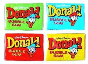Donald guma balonowa ciekawostki