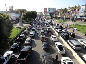 granica USA San Diego Tijuana Meksyk Baja California