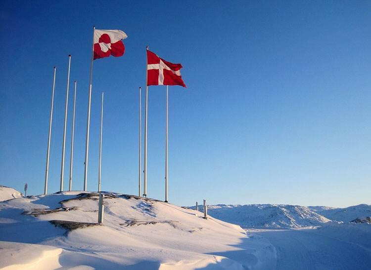 Grenlandia ciekawostki o Grenlandii
