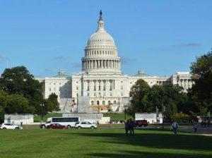 Kapitol USA parlament Waszyngton ciekawostki o Amerykanach