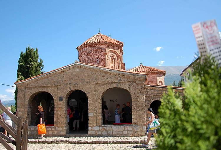 klasztor Ochryda Macedonia ciekawostki o Macedonii
