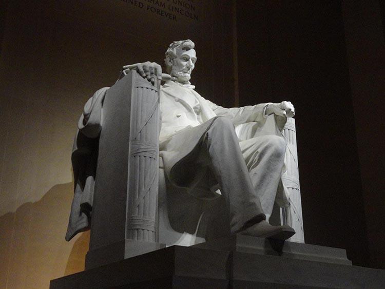 Mauzoleum Abrahama Lincolna Waszyngton