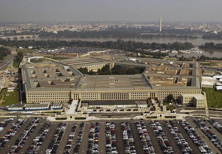 Pentagon Waszyngton USA