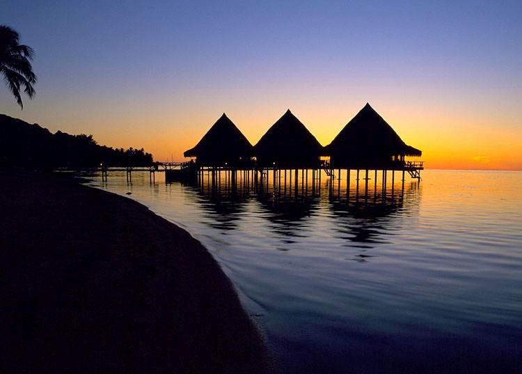 Tahiti ciekawostki Polinezja francuska atrakcje wyspy Oceania