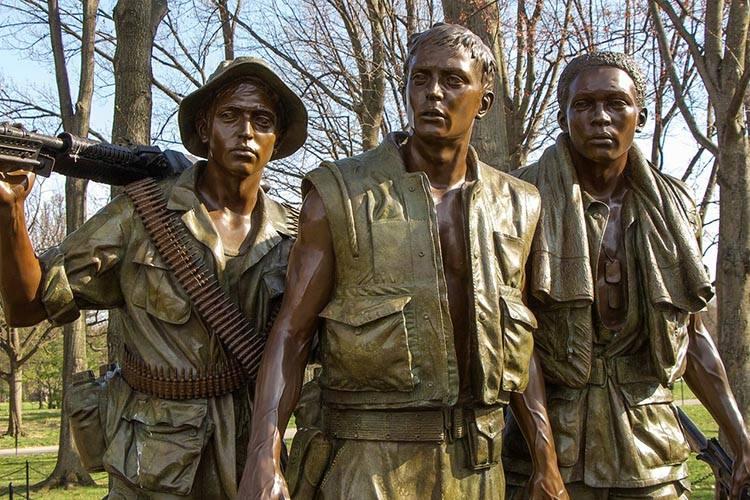 Vietnam Veterans Memorial Waszyngton ciekawostki