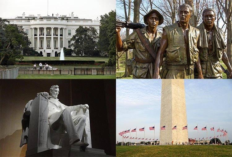 Waszyngton ciekawostki USA