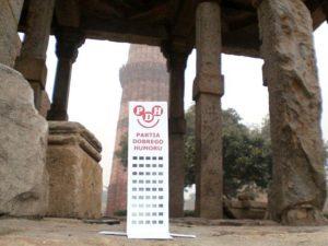 Kutb Minar Gtub New Delhi atrakcje Indie