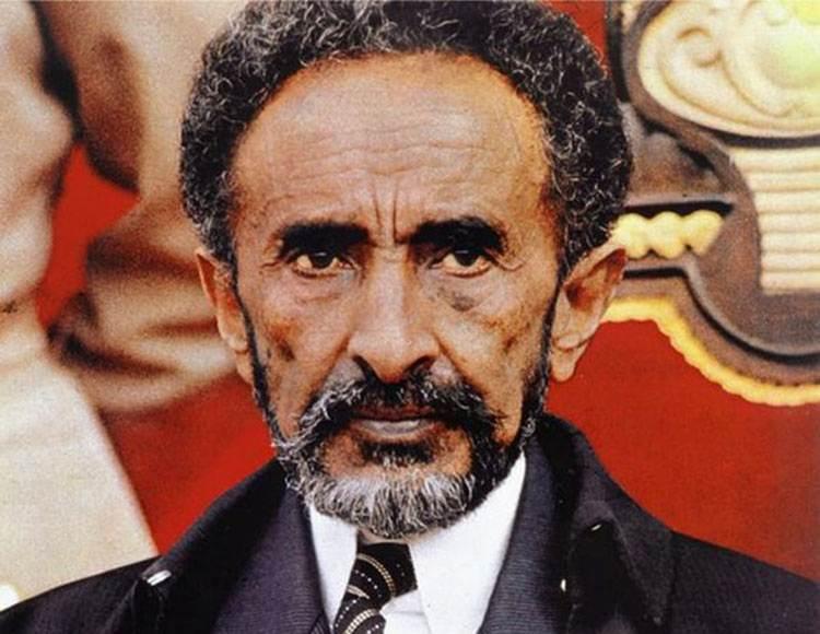 Haile Selassie Etiopia ciekawostki o Etiopii