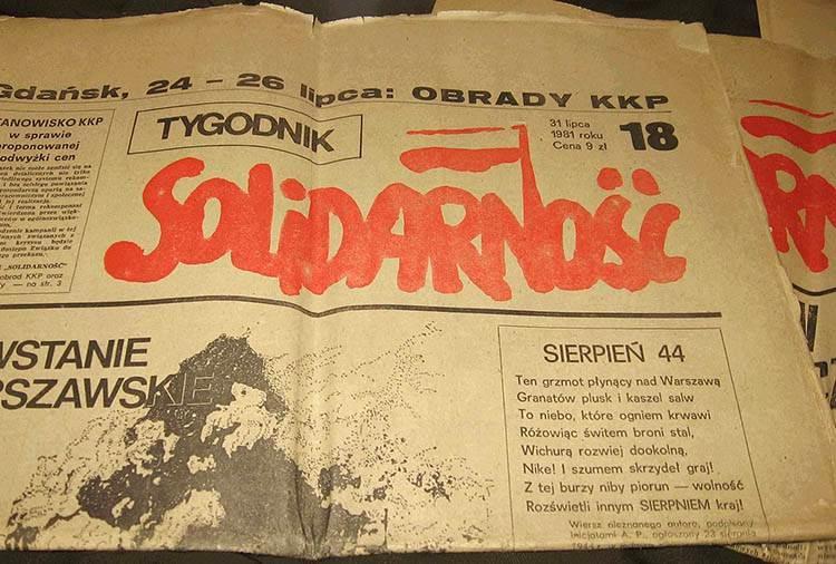 tygodnik Solidarność NSZZ strajki strajk rodzaje strajków