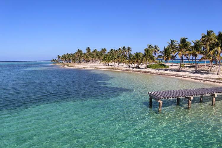 Belize ciekawostki atrakcje Ameryka Środkowa