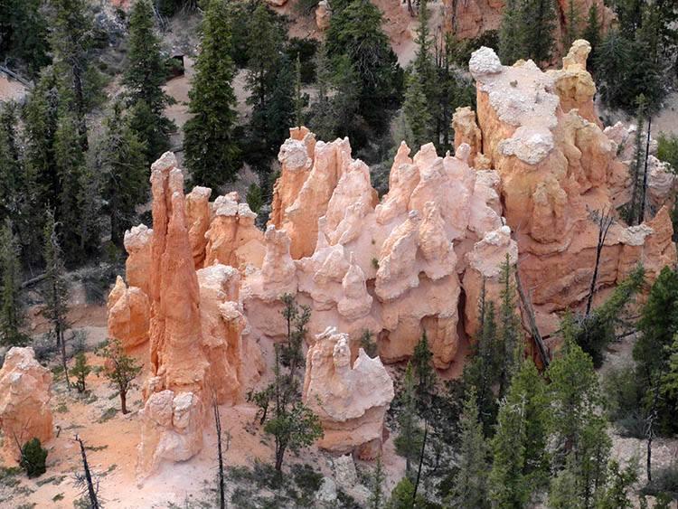 Park Narodowy Bryce Canyon ciekawostki Utah USA