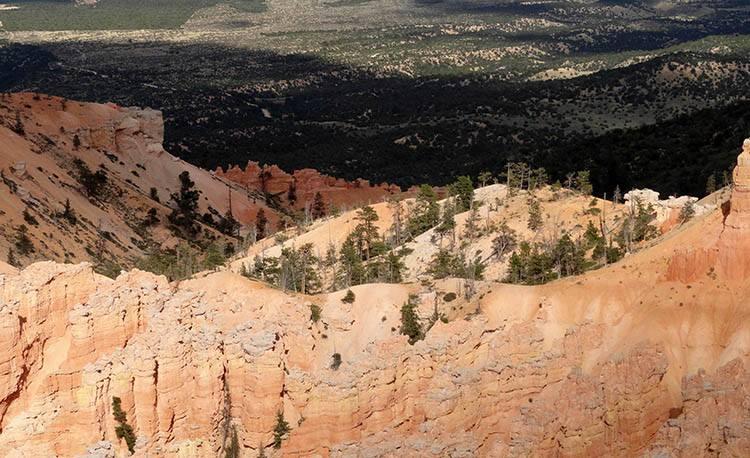 Bryce Canyon National Park ciekawostki Utah USA