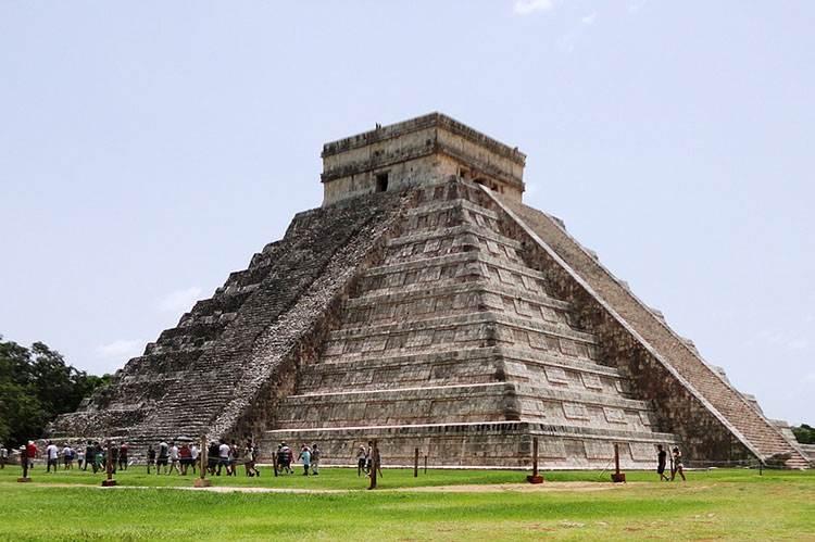 Cancun Meksyk piramidy ciekawostki o piramidach piramida