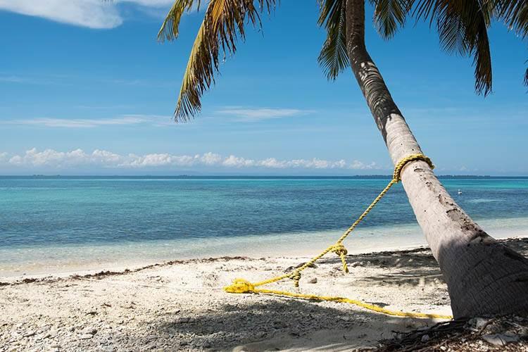 Caye Belize ciekawostki atrakcje Ameryka Środkowa