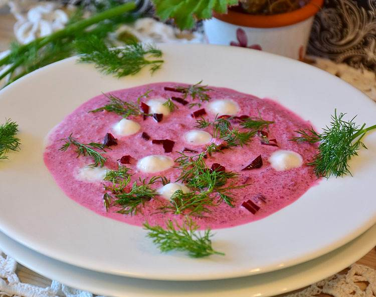 zupa chłodnik zupy ciekawostki