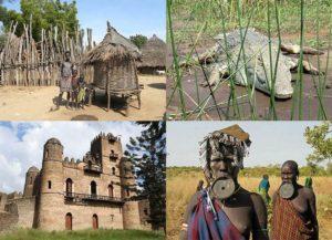 Etiopia ciekawostki o Etiopii atrakcje zabytki co zobaczyć