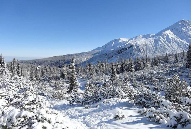 Tatry górale ciekawostki o góralach góry Podhale góral